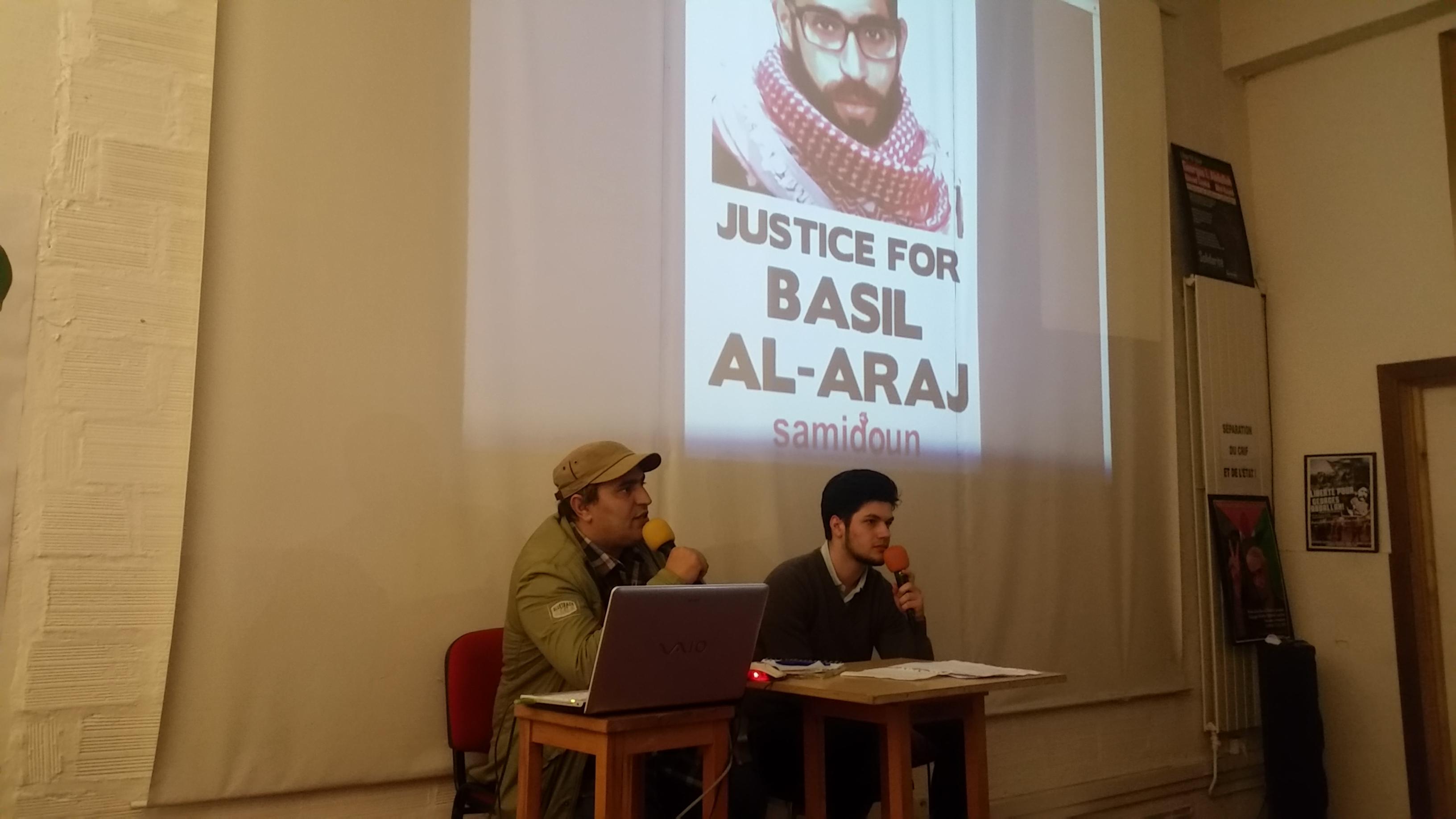 International | Campaign to Free Ahmad Sa'adat
